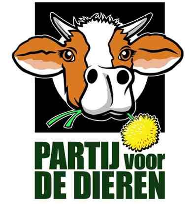 Logo PvdD